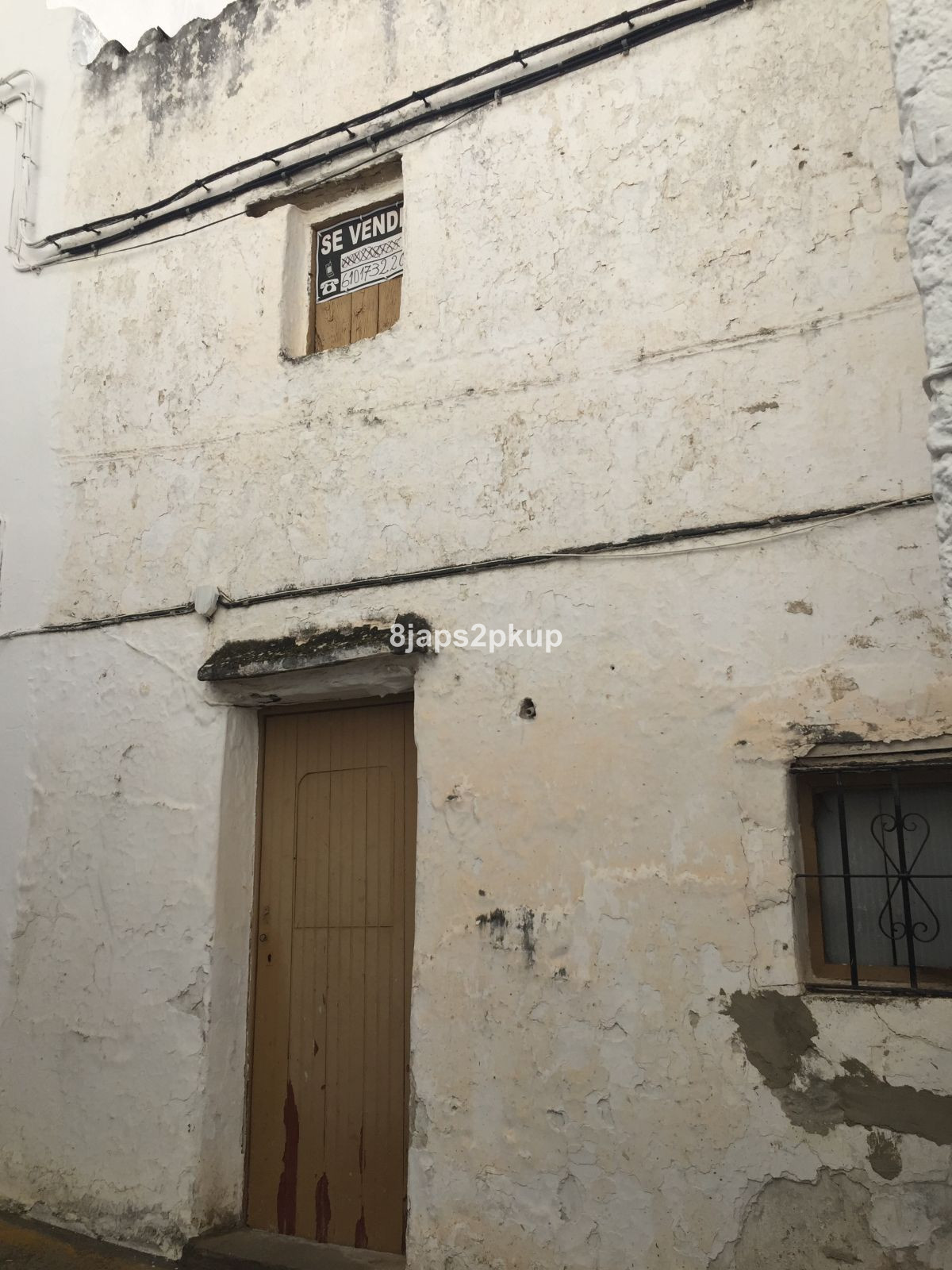 1 Bedroom Terraced Townhouse For Sale Casares Pueblo