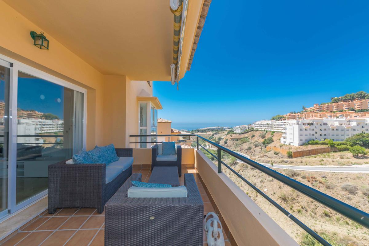 Apartamento Planta Media en Venta en Calahonda – R3436891