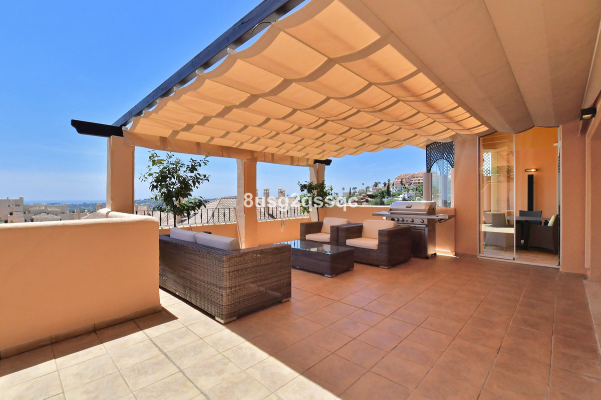 Wonderful 2 duplex penthouse with 2 bedrooms located in the heart of Nueva Andalucia; Aloha Hill Clu,Spain
