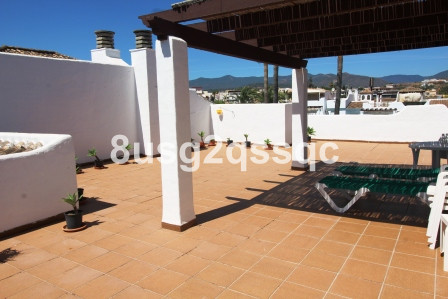 Superb attic apartment available in Sunbeach , Costalita. Three bedrooms two bathrooms, terraces and,Spain