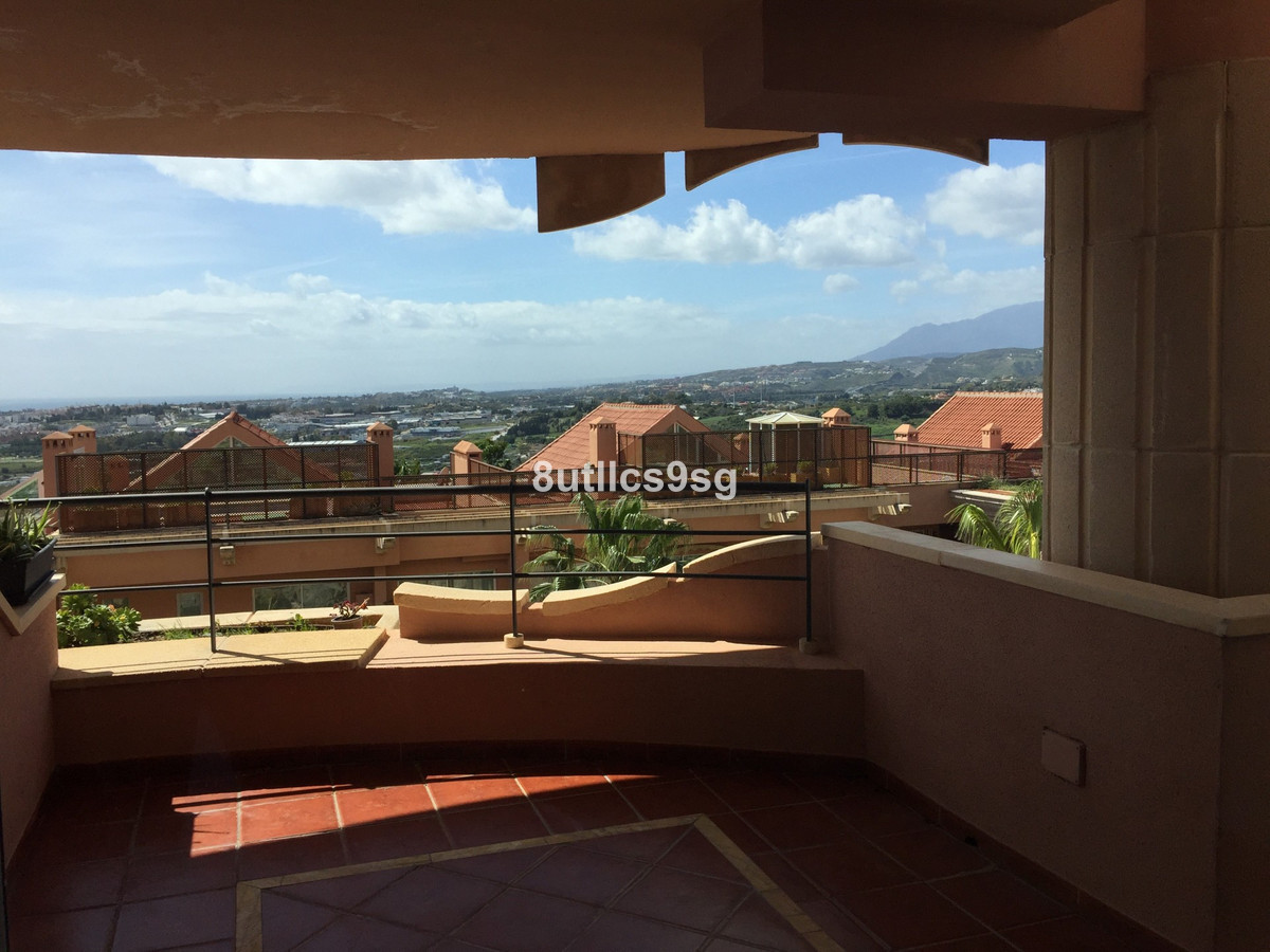 Beautiful sea views in this apartment with 2 bedrooms, 2 bathrooms and 3 parking spaces and 3 storag, Spain