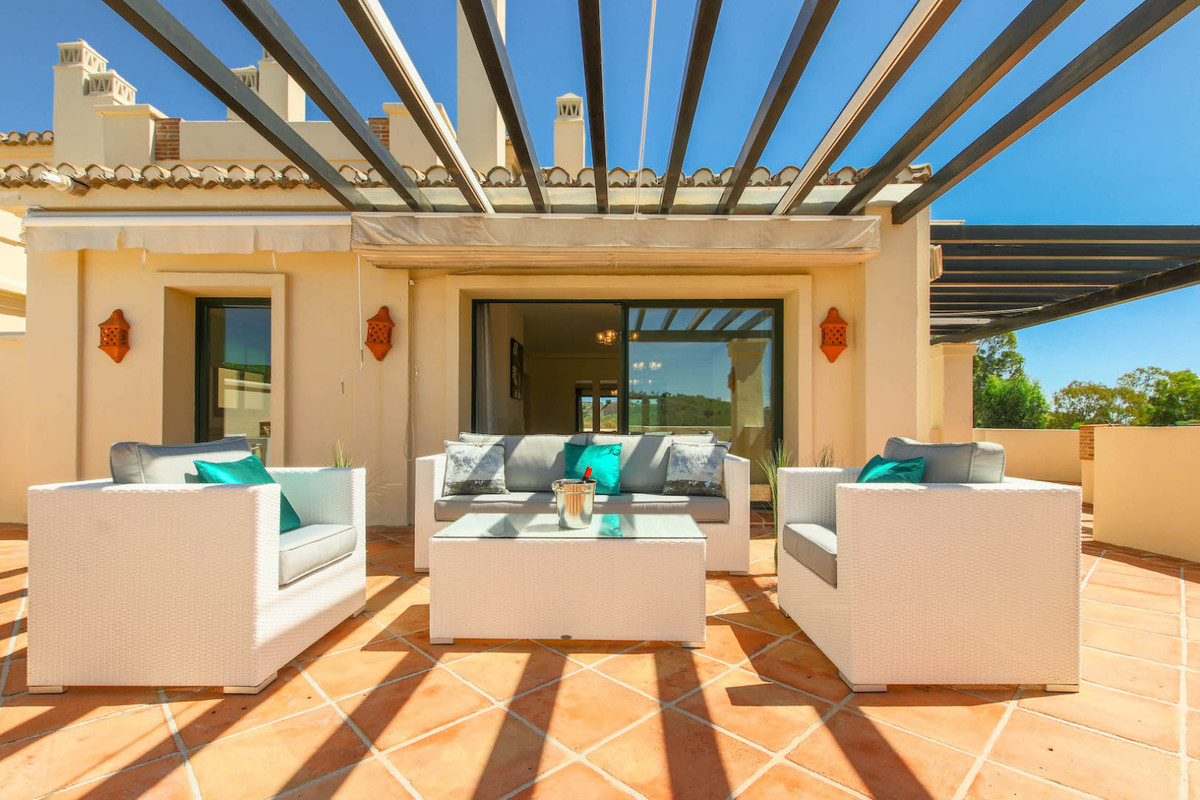 Penthouse in Benahavis