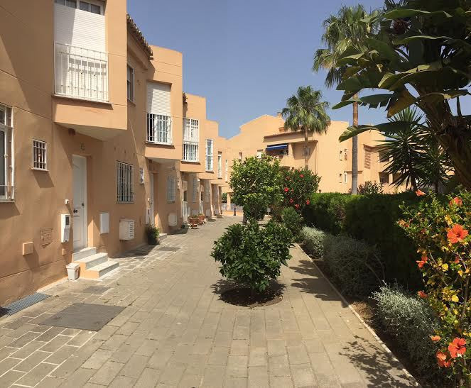 Townhouse in El Rosario