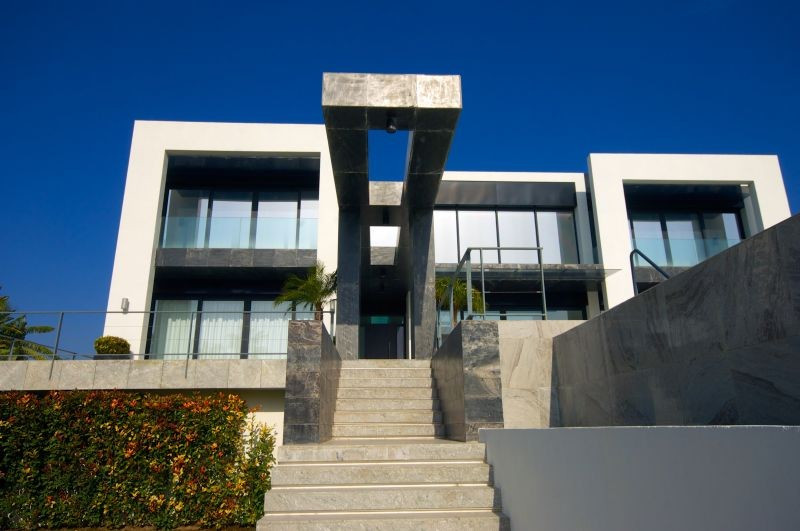Outstanding and stylish contemporary villa  The most popular style of villa in demand at the moment ,Spain