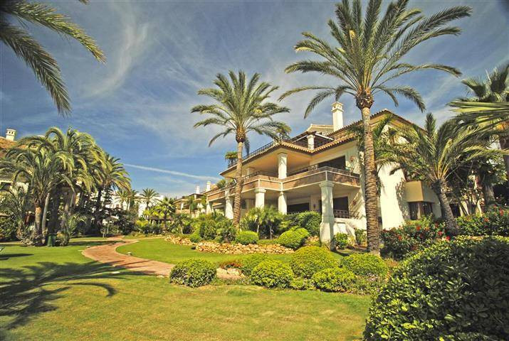 Apartment in Los Monteros
