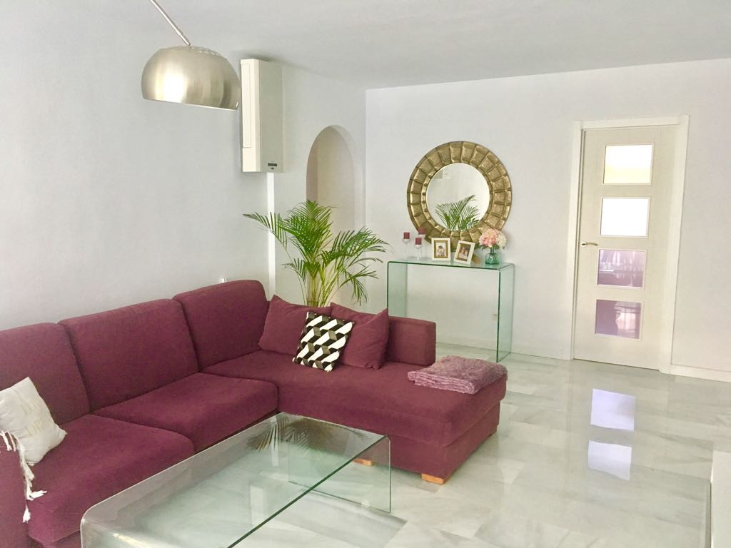 Apartment in Guadalmina Baja