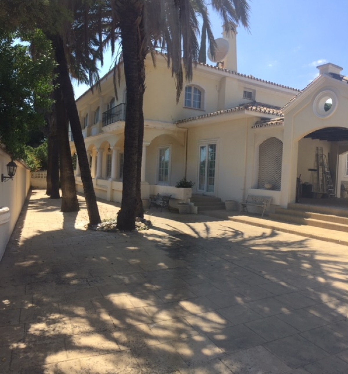 Large family Villa just 3 minutes to Marbella Town Center. Set in its own grounds with Private entra,Spain