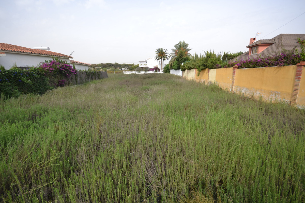 Plot in San Pedro de Alcantara