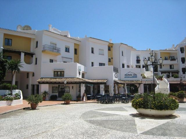 Apartment in Puerto de Cabopino
