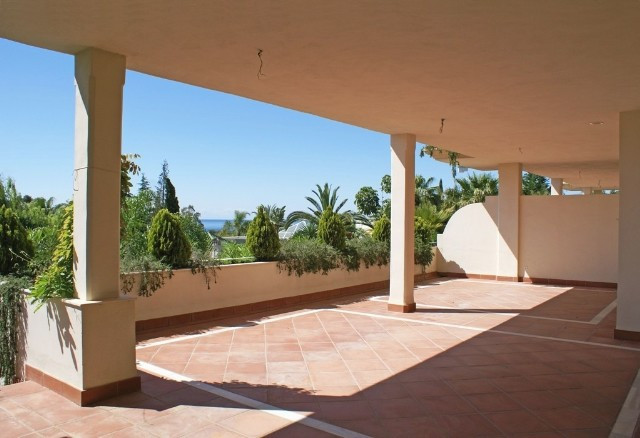 Apartment for Long Term Rent<br>Marbella Golden Mile
