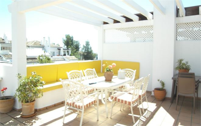 Penthouse in Nagueles