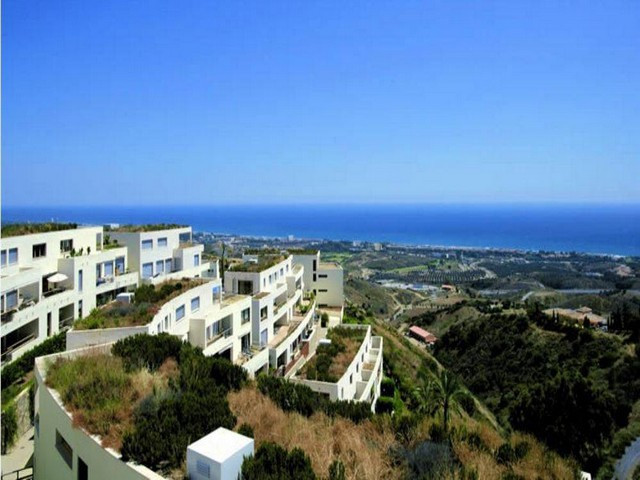 Apartment in Altos de los Monteros