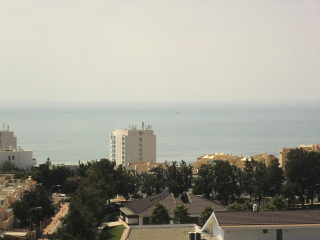 Excellent apartment of 85 m2, 1 bedrooms, 1 bathroom. Panoramic sea and mountain view. Private parki,Spain