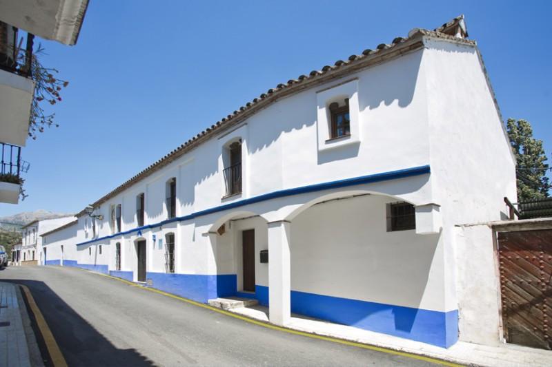 Hotel - Estación De Gaucin
