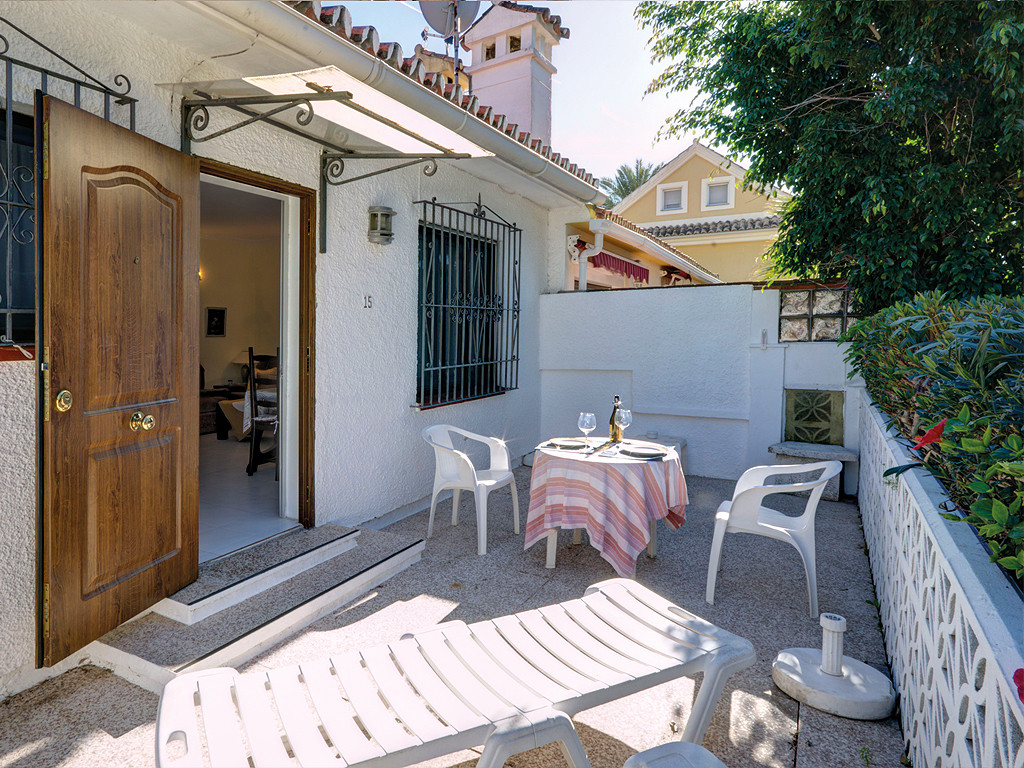 Semi-Detached House - Marbella