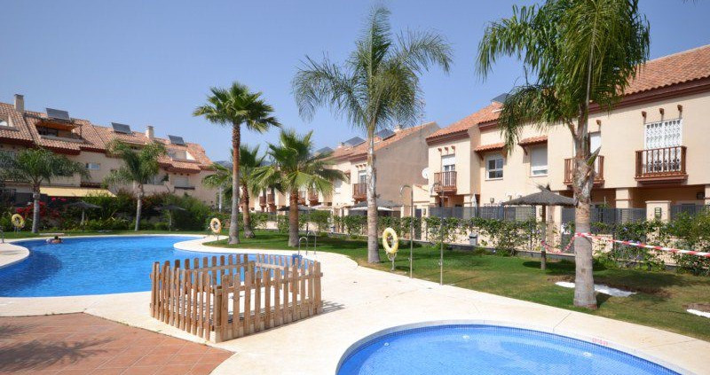 Terraced House - Los Boliches
