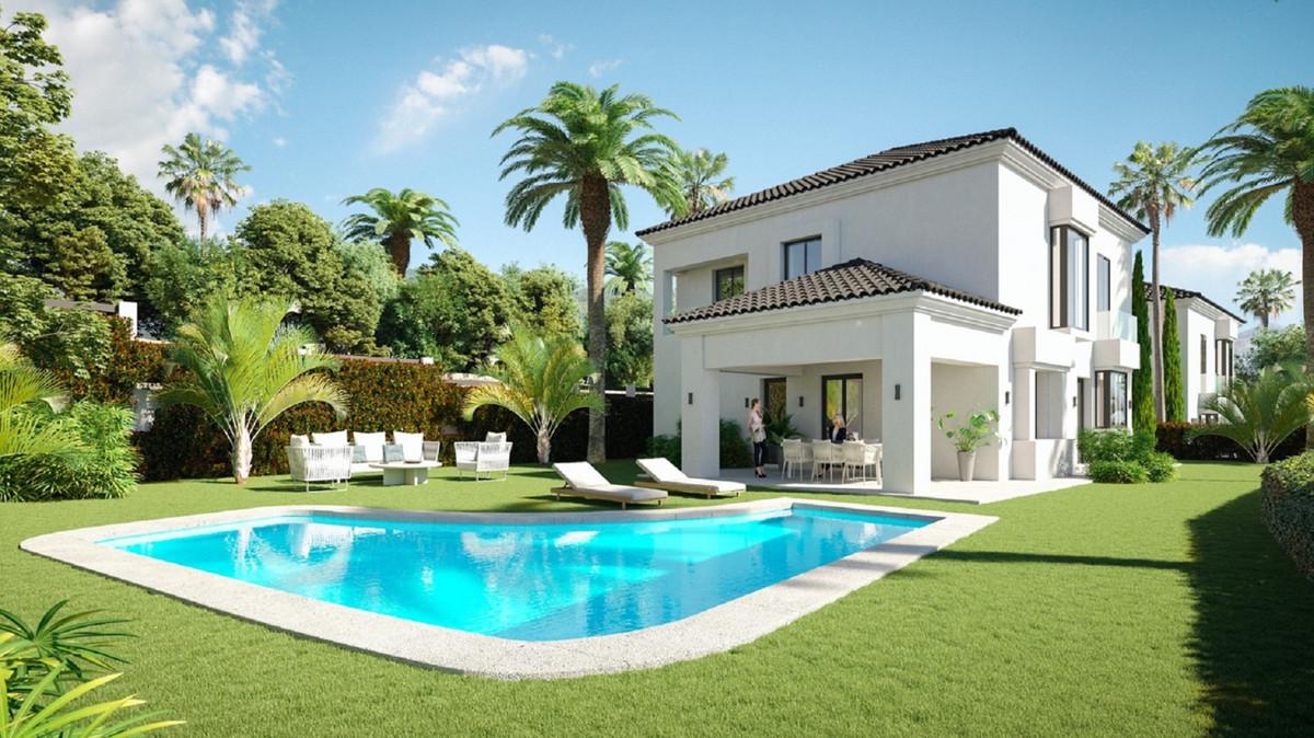 Marbella Banus Villa – Chalet en Venta en Elviria – R3660917