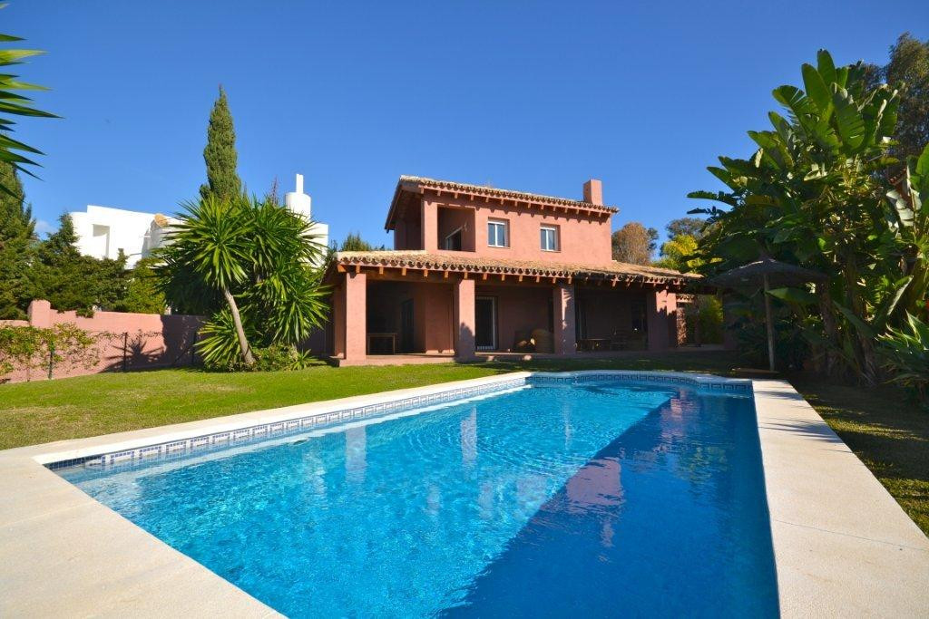 This villa is located in an elevated position, with panoramic views, between Estepona and San Pedro ,Spain