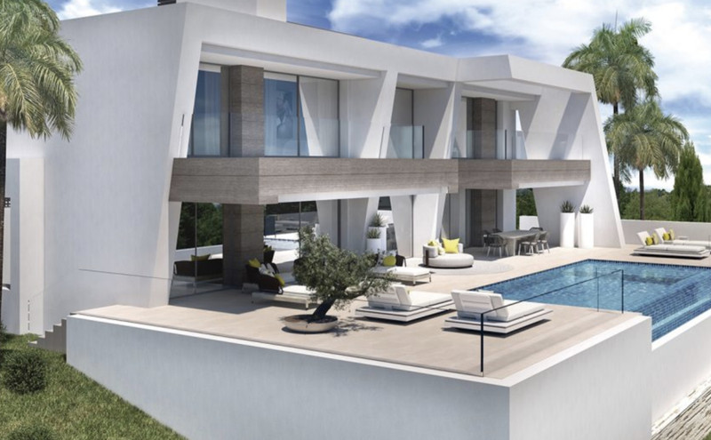 Marbella Banus Villa – Chalet en venta en New Golden Mile – R3637115