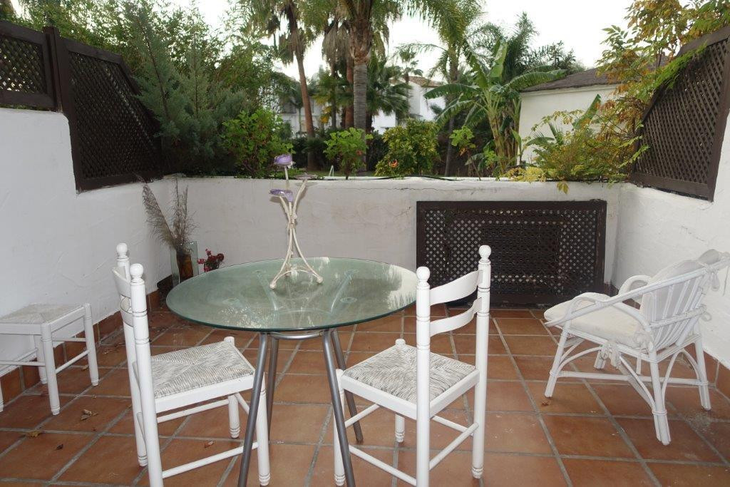Ground Floor Apartment in Costalita