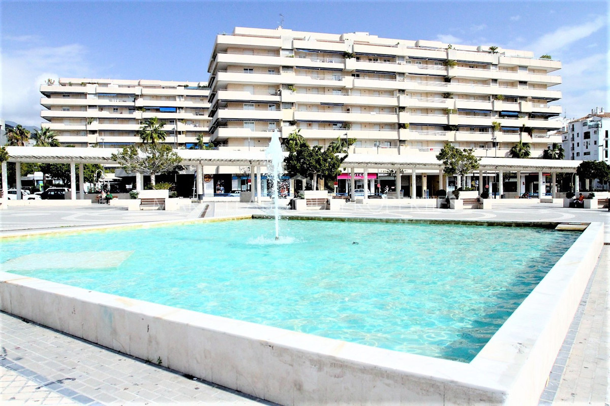 BEST LOCATION IN PUERTO BANUS Great corner apartment located in the heart of Puerto Banus, next to t, Spain