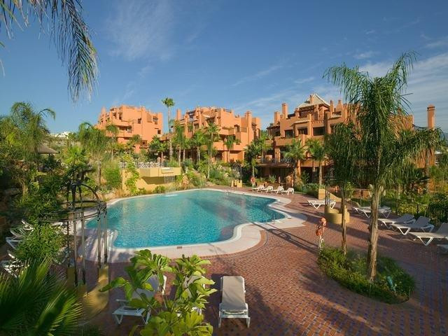 Price Reduction. Magnificent 3 bedroom apartment just 300 meters from the beach in Puerto Banus, nex,Spain