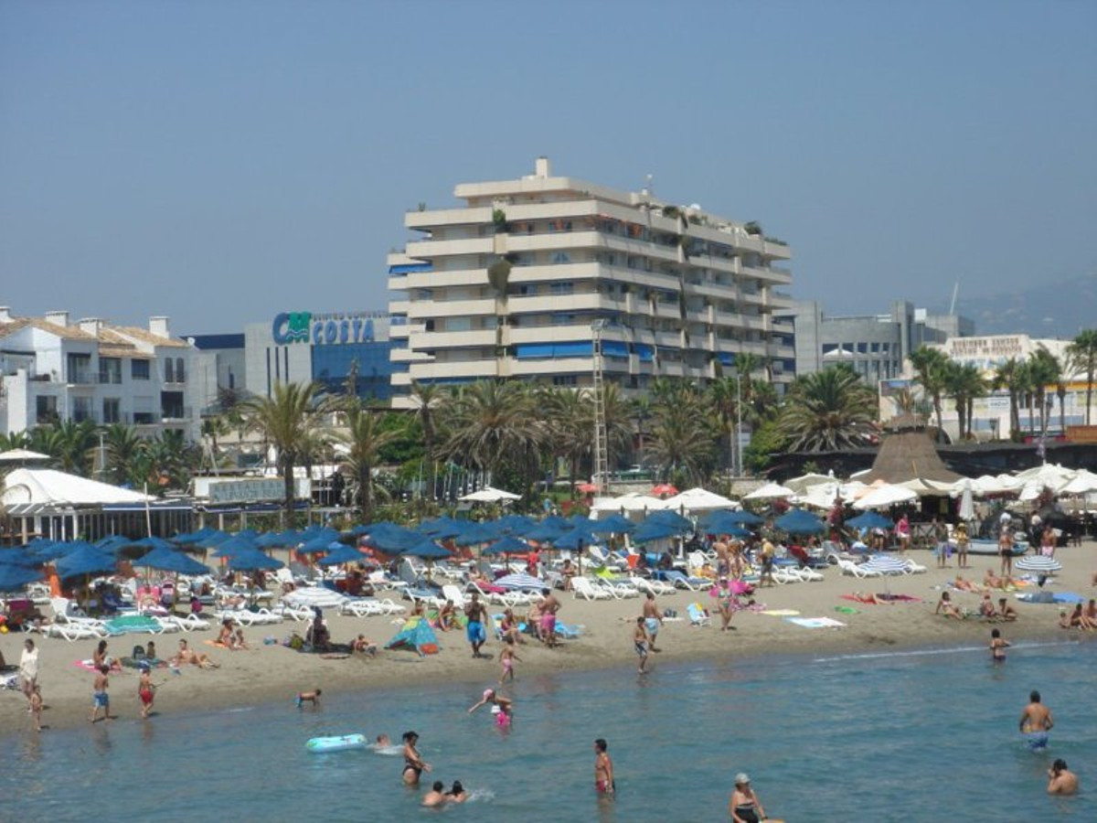 Parking for sale in Marbella - Puerto Banus