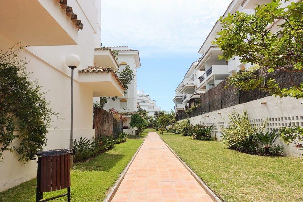 Apartamento  Ático en alquiler  en Guadalmina Baja