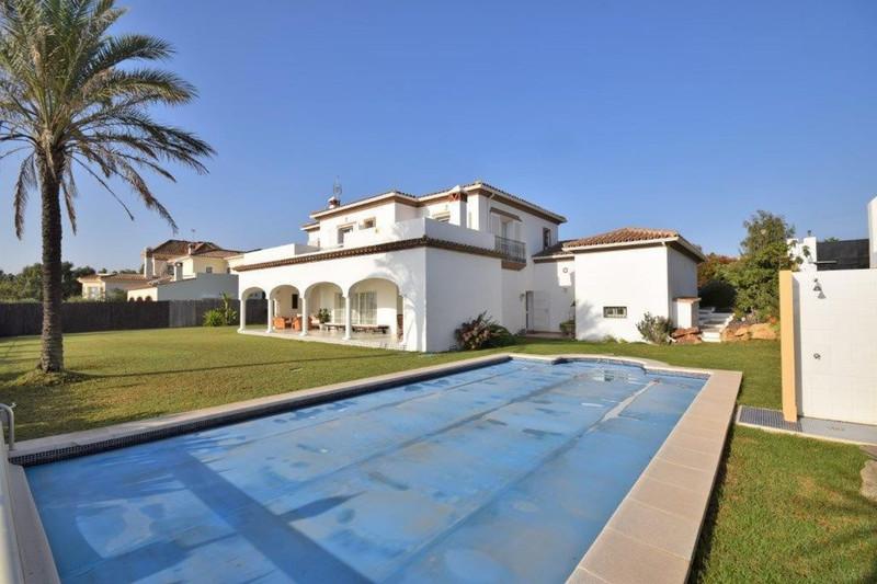 Detached Villa Manilva