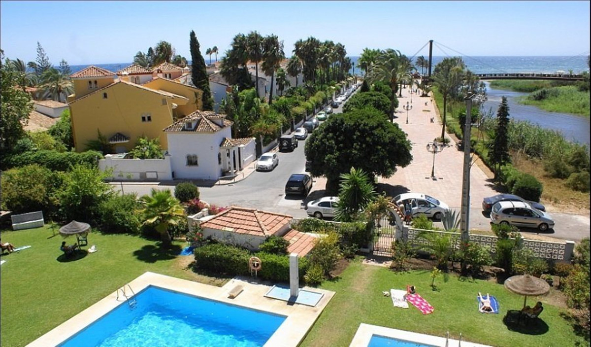 Studio for sale in Marbella Golden Mile - Marbella Golden Mile Studio - TMRO-R3347728