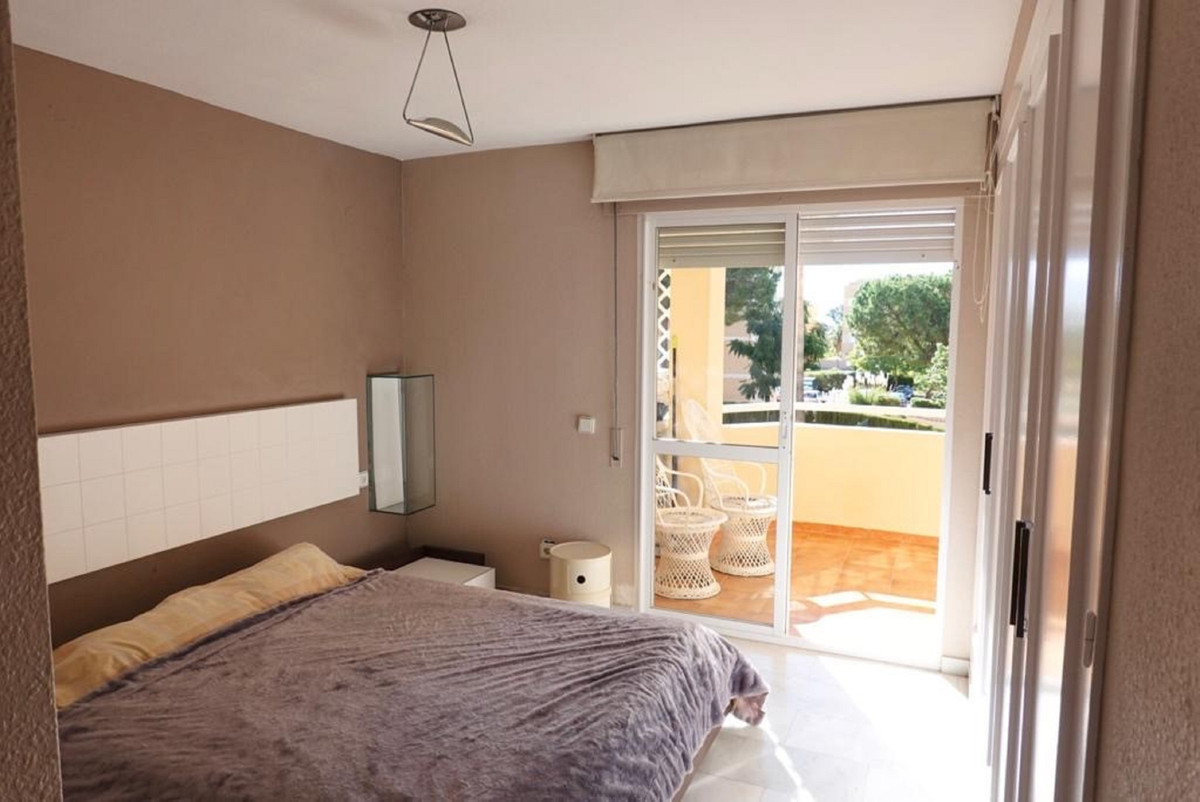 3 Bedroom Middle Floor Apartment For Sale Estepona