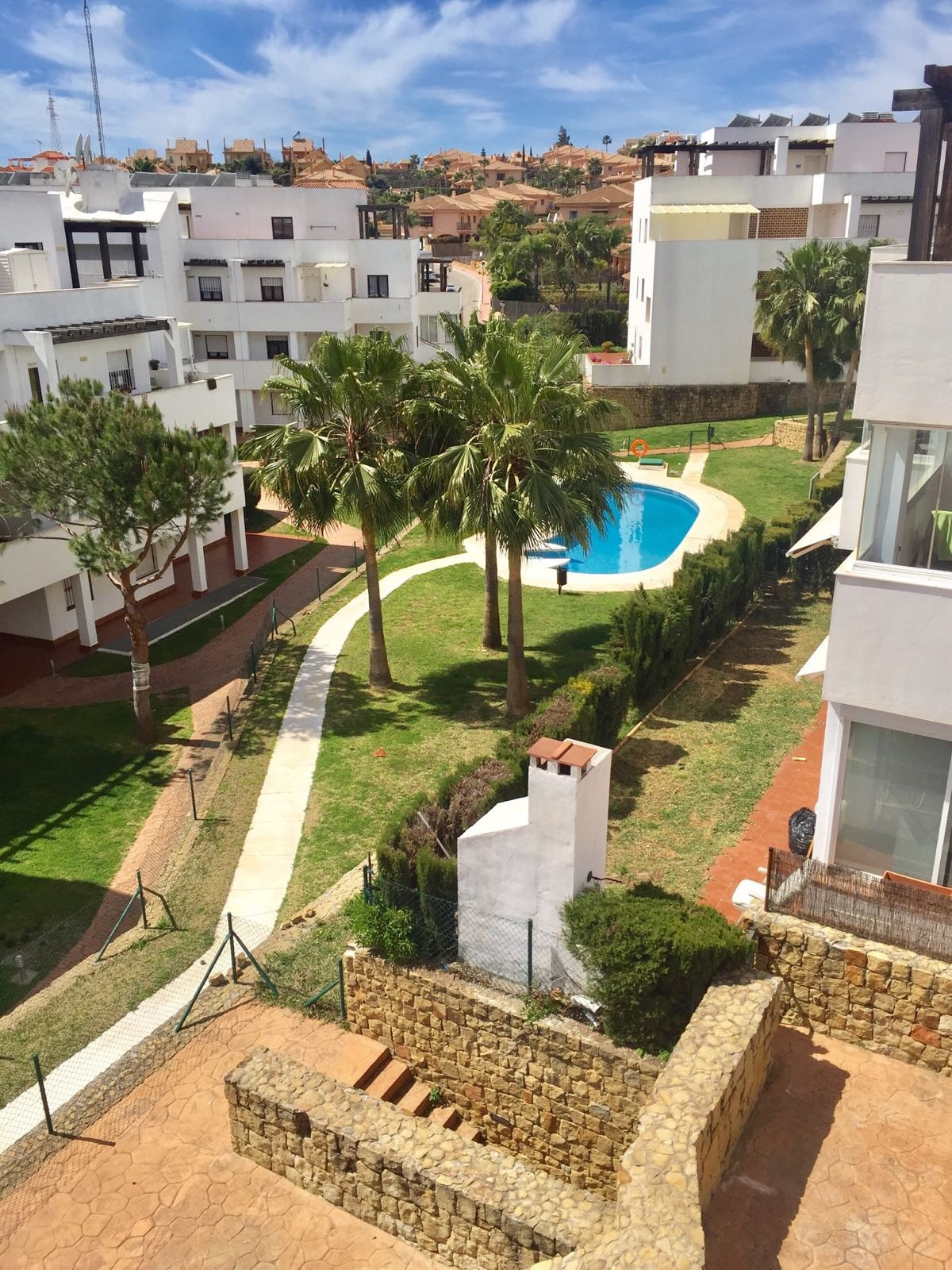 Two bedroom apartment, two bathrooms ideally located in Riviera del Sol. Ideal for seasonal or long , Spain
