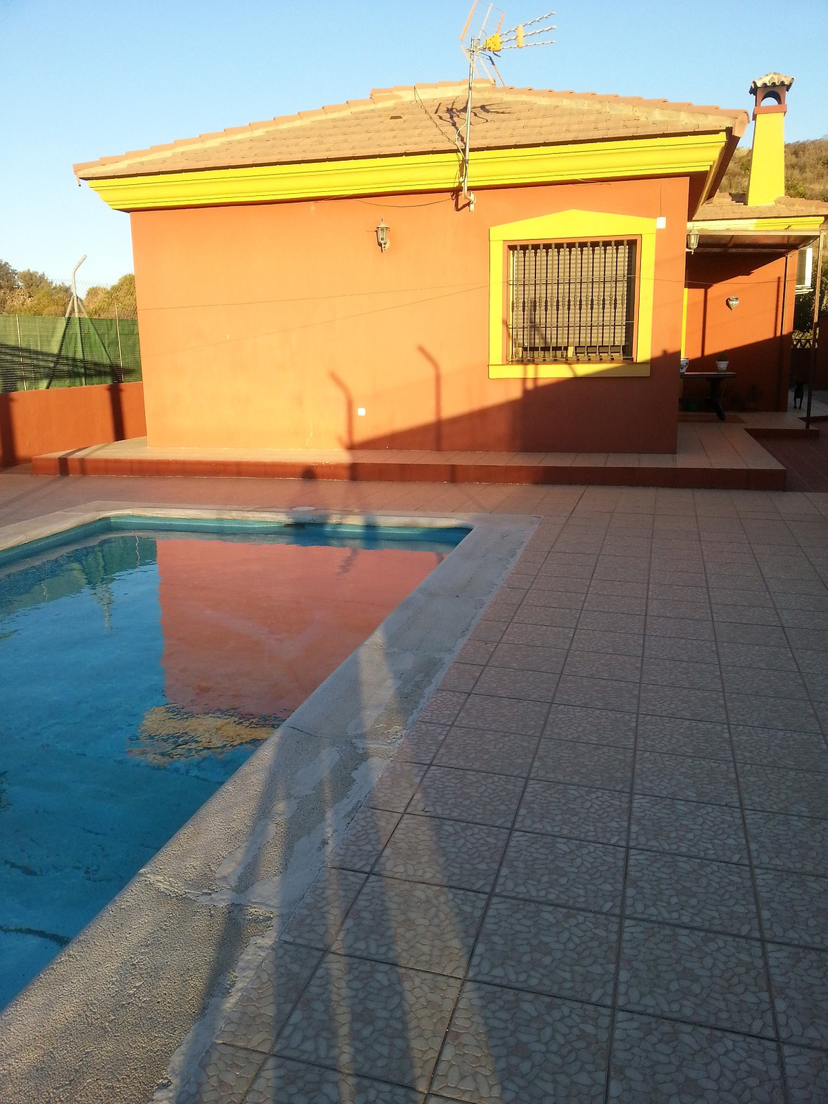 Beautiful villa in front of esparragal park with pool and land. Terrace. Pool. Garden., Spain