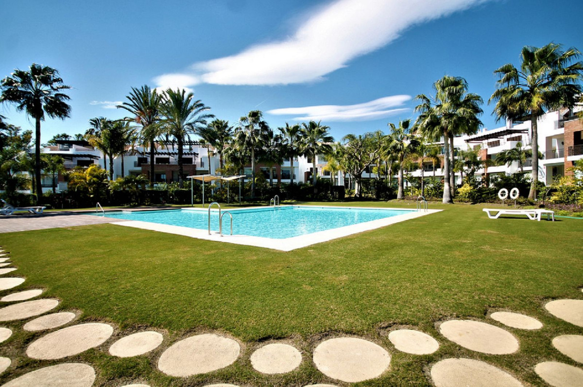 Residence of 60 apartments located next to selwo  This two bedroom two bathroom apartment on the sec, Spain