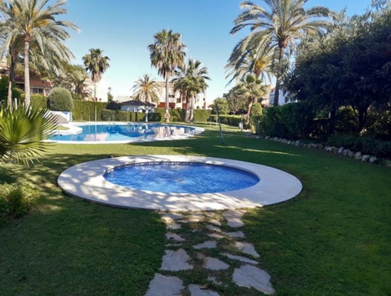 Mitte Stock Wohnung, Marbella – R3642359