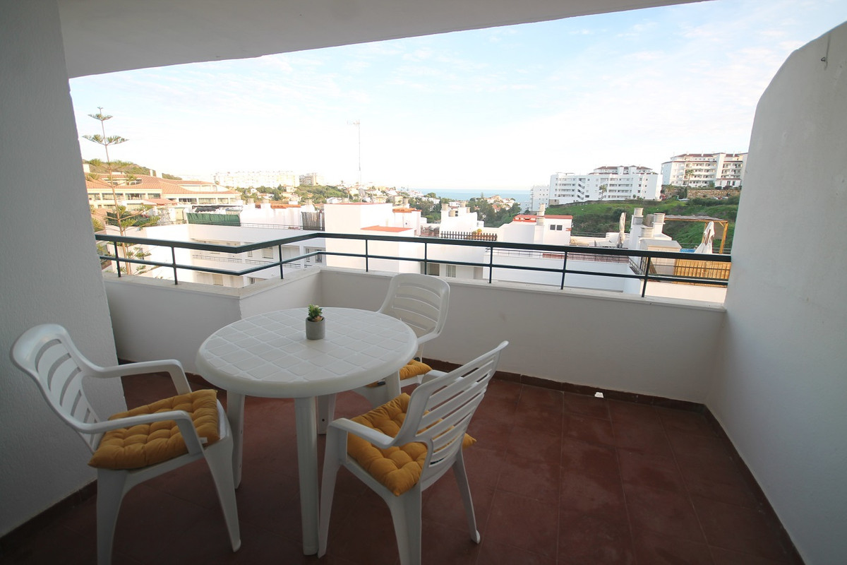 Sea view from the terrace.  Apartment located on the first floor with elevator. Completely renovated, Spain