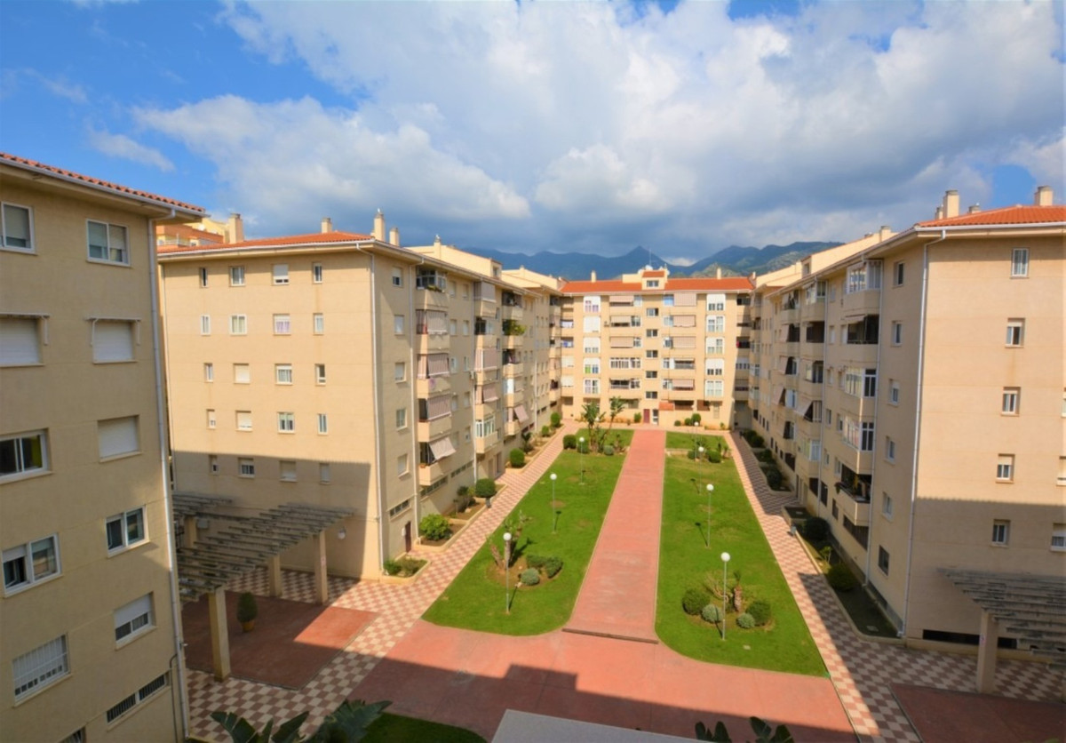 Excellent apartment for sale in the Marbella town area. Three bedroom apartment located in the Alfre, Spain