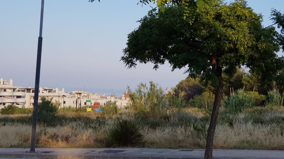 Plot in Estepona