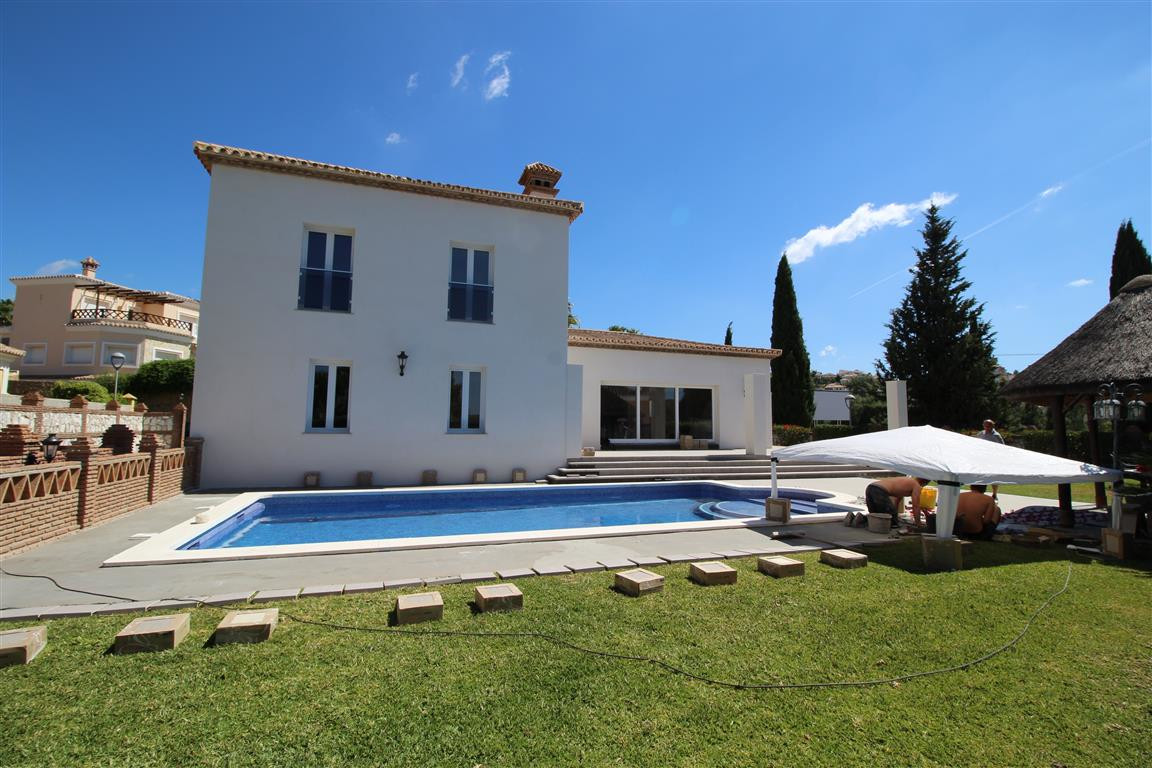 4 bedroom villa for sale mijas golf