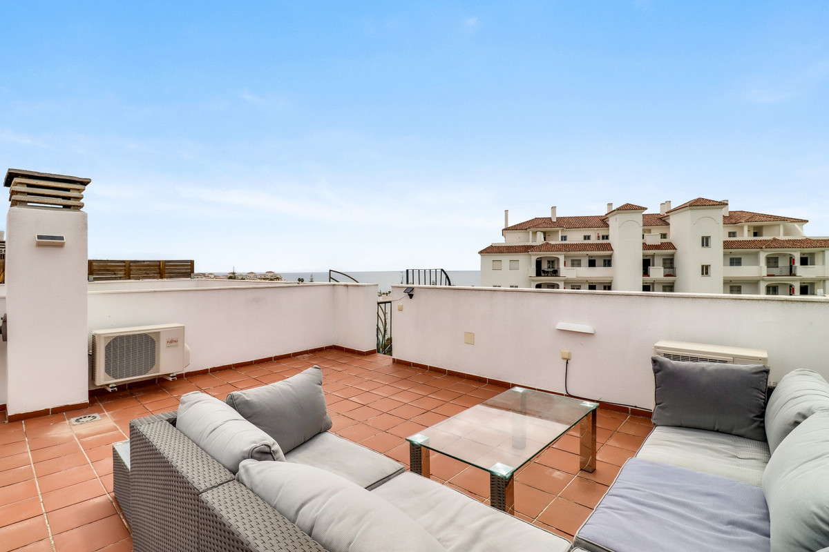 Nicely renovated two bedroom penthouse in the popular area of Miraflores in La Cala Mijas.  Welcome ,Spain