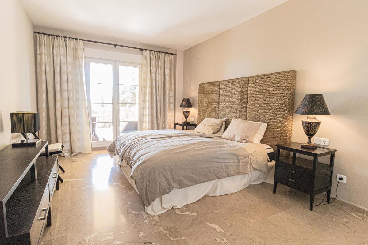 3 Dormitorio Planta Baja Apartamento En Venta Nueva Andalucía