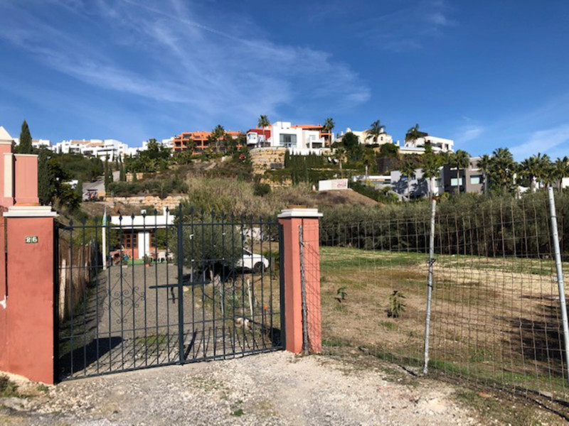 Terreno Rustico, Benahavís – R3598058