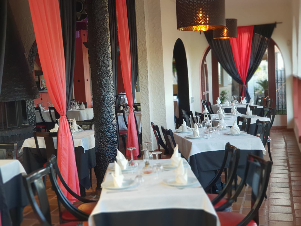 Commerce, Restaurant  en vente    à Marbella