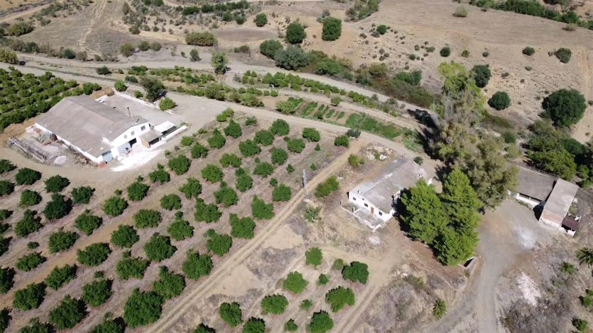 58 hectares in Coin  It is divided into several plots  The farm adjoins the river, the well is appro,Spain