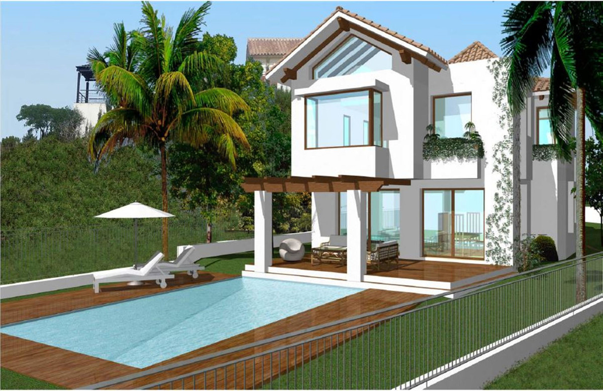 Plot  Residential 													for sale  																			 in Estepona