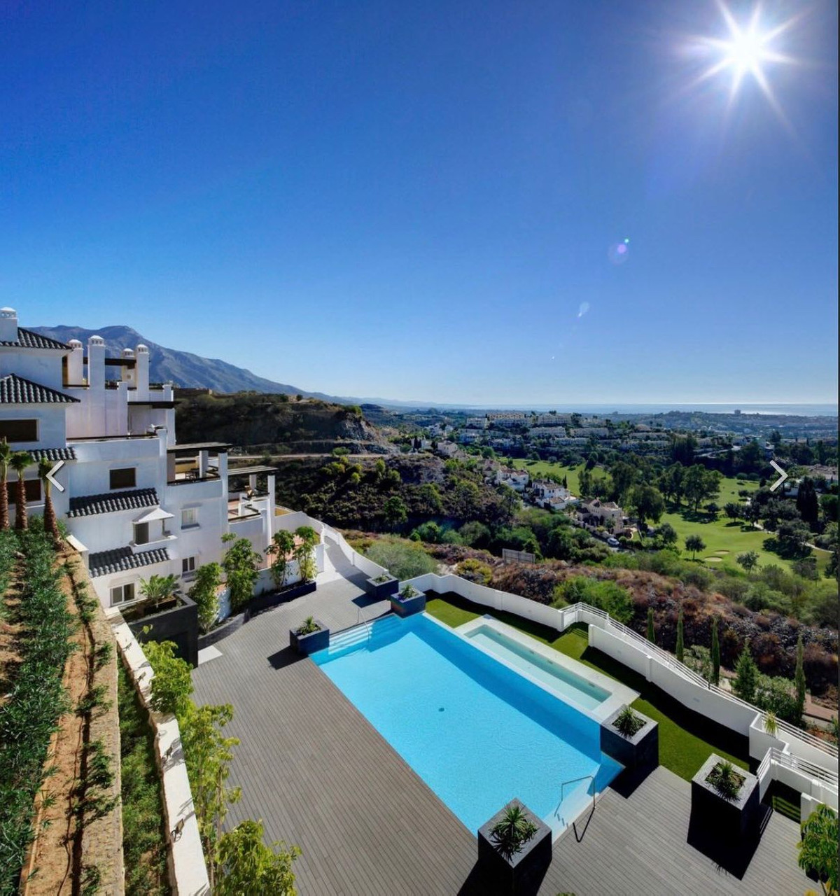 Marbella Banus Apartamento Planta Baja en Venta en Benahavís – R3253636