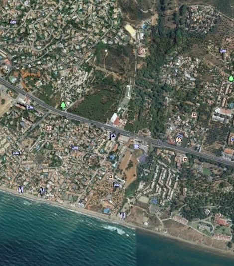 Plot  Residential for sale   in Marbella