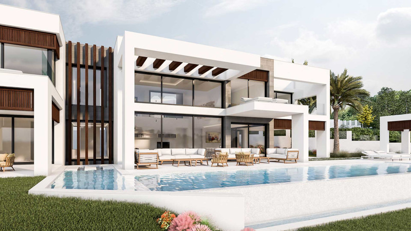 Villas for sale Nueva Andalucia 14