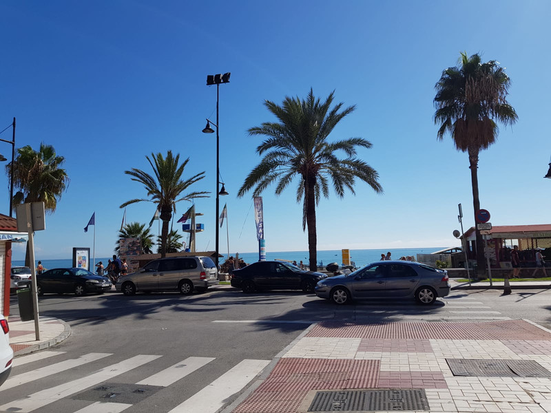 Ground Floor Studio in Torremolinos for sale