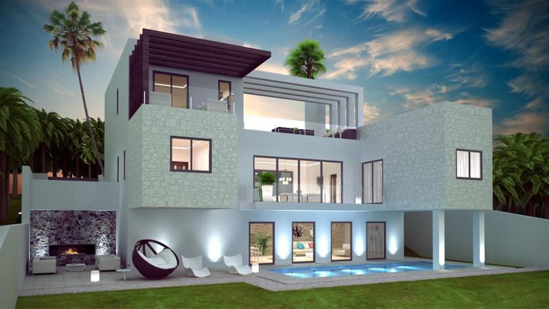 Marbella Banus Villa – Chalet a la venta en Cerros del Aguila – R3329860
